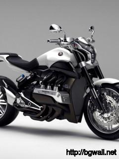 Honda Evo 6 Concept Bike
