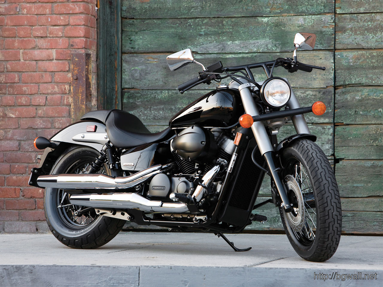 Honda Shadow Phantom 1280 X 960 Wallpaper Full Size