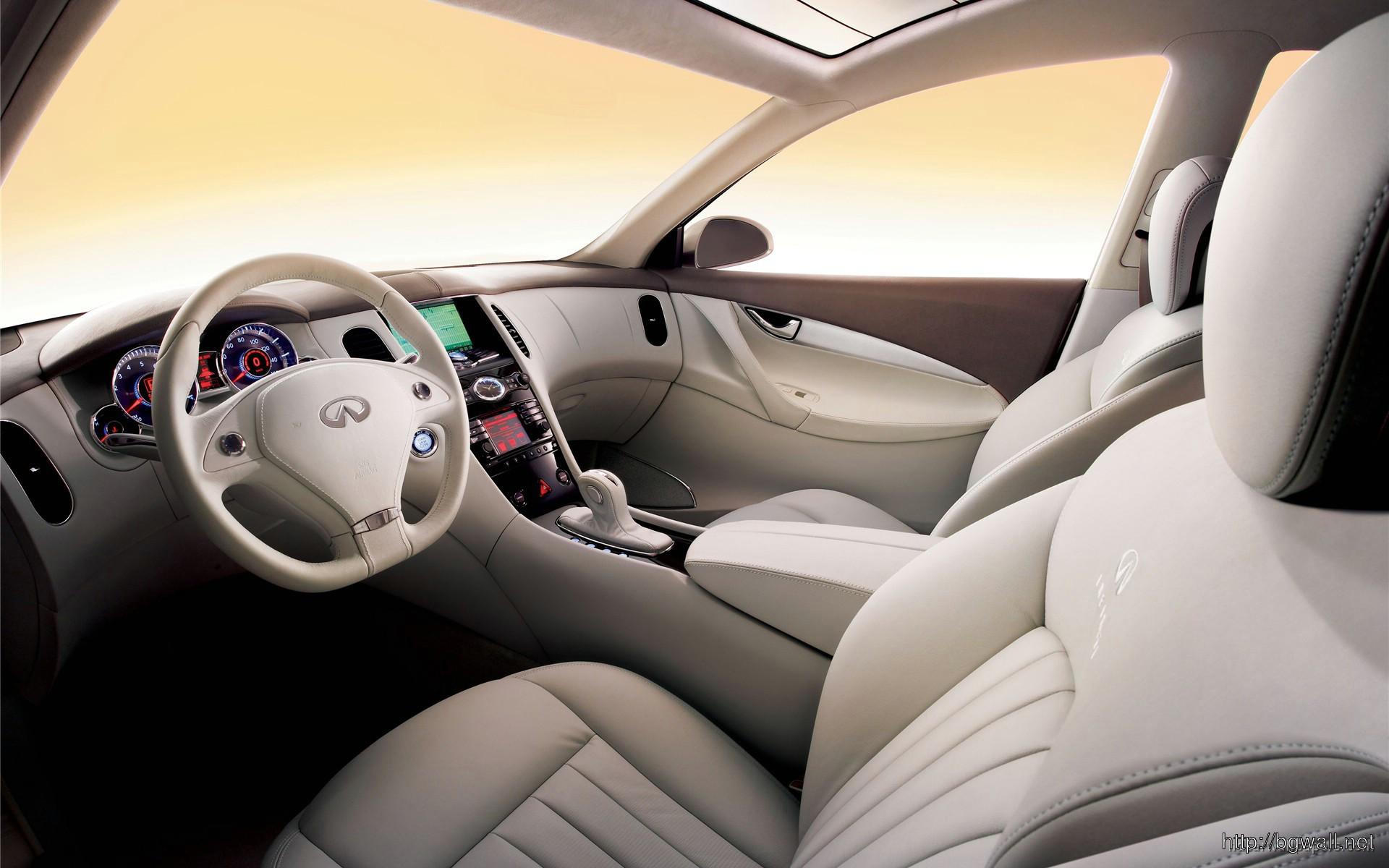Infiniti Ex Concept Interior Hd Wallpapers Full Size