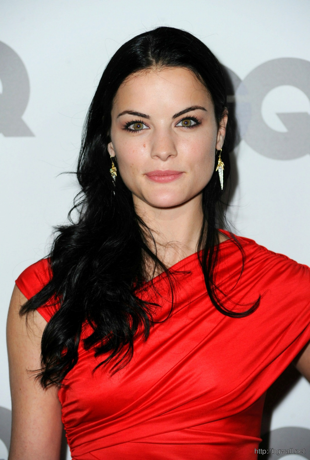 Jaimie Alexander Gq 2010 Men Of The Year Party 17 Nov 2010 Red Full Size
