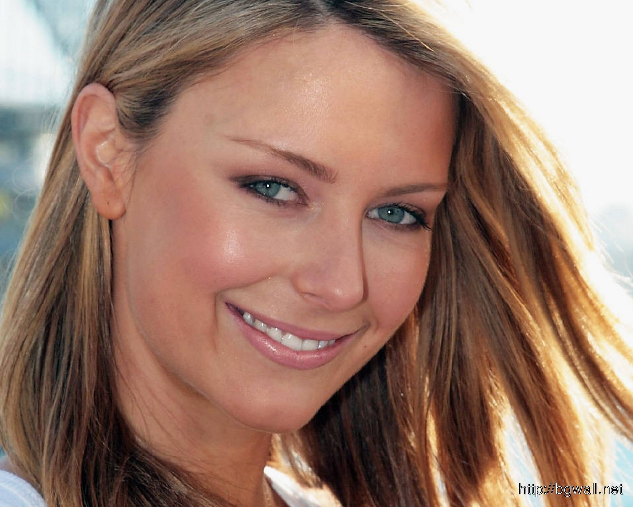 Jennifer Hawkins Fond Ecran Colore Full Size