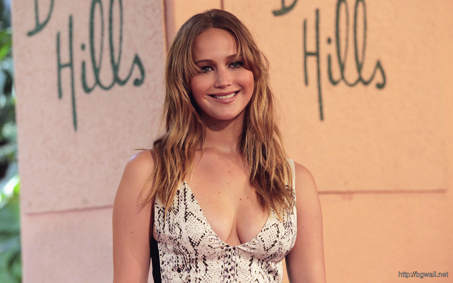 Jennifer Lawrence Hot Hd Wallpaper