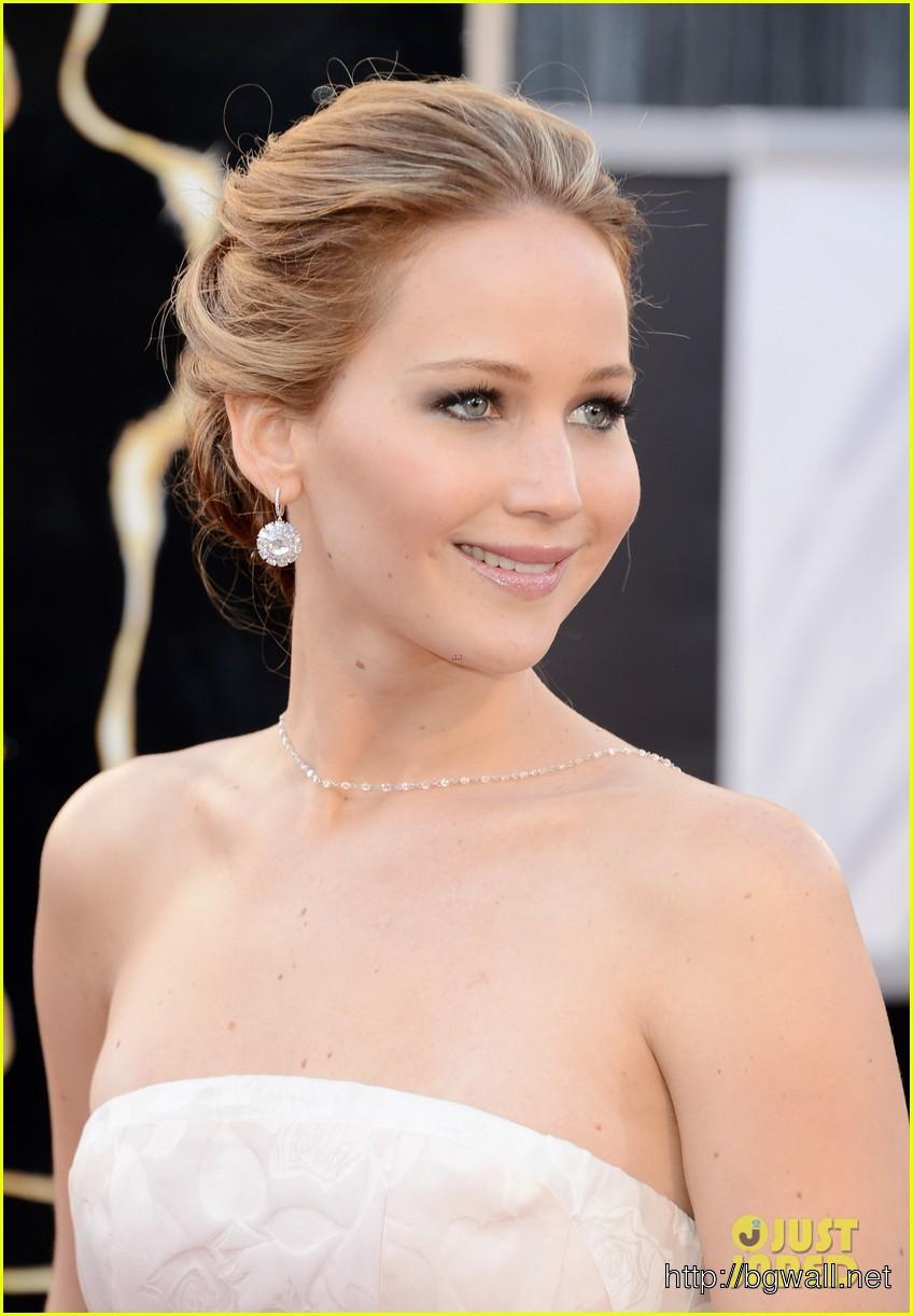Jennifer Lawrence Oscar 2013 Roundup Full Size