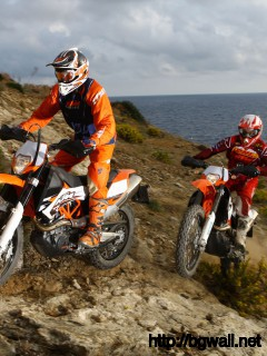 Ktm 690 Enduro R 1680 X 1050 Wallpaper Full Size