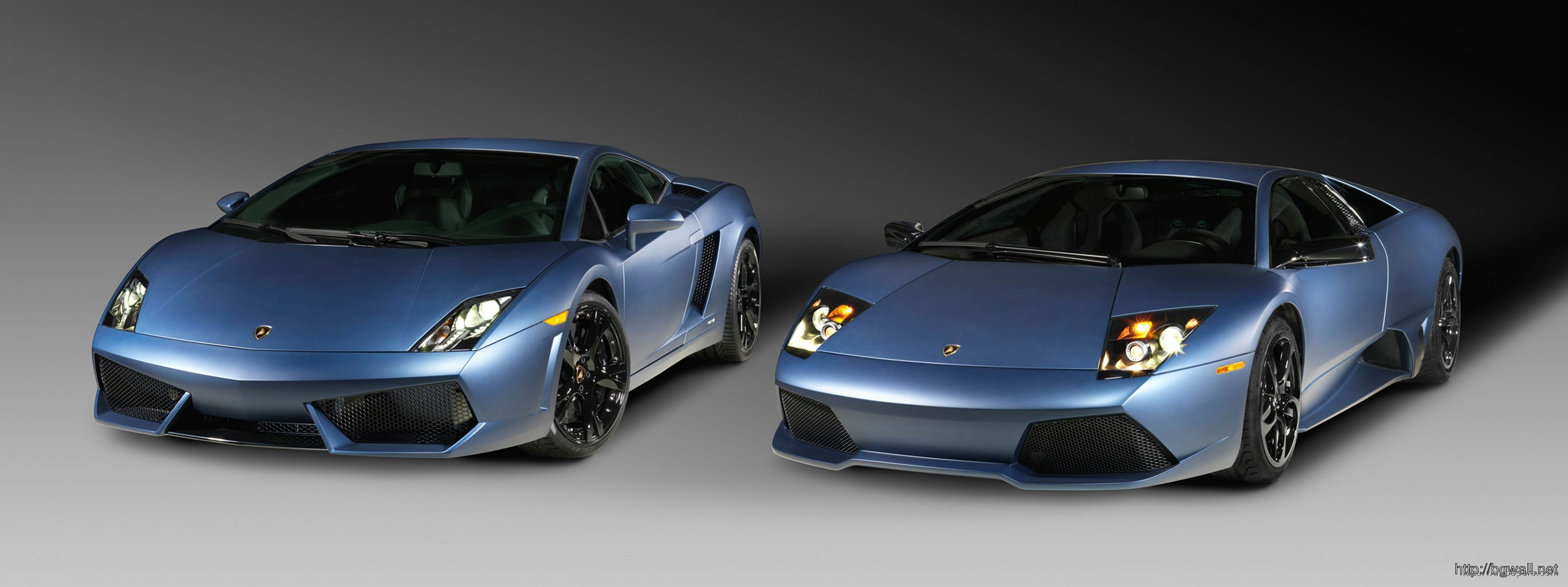 Lamborghini Gallardo Dual Monitor Wallpaper In 3200x1200 Resolution Full Size