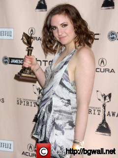 Lena Dunham Independent Spirit Awards Spirit Awards Full Size
