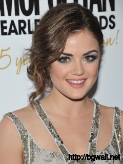 Lucy Hale At Cosmopolitan Fun Fearless Awards In New York Full Size