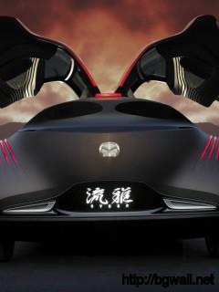 Mazda Ryuga Concept 6 Wallpaper In 1680x1050 Resolution Full Size