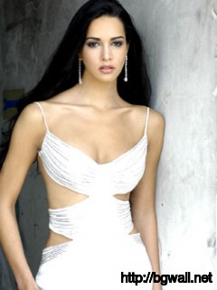 Miss Universe Monica Spear Full Size