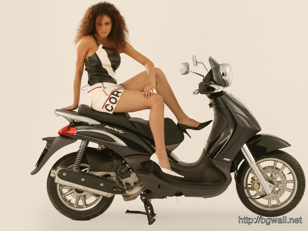 Piaggio Beverly 500 1024 X 768 Wallpaper Full Size
