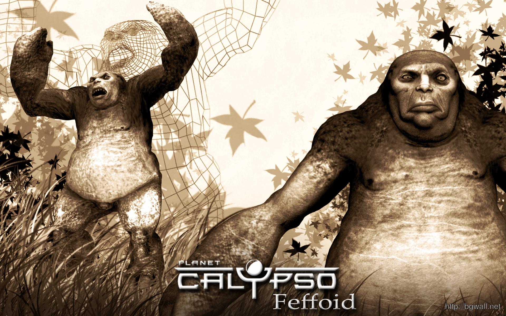 Planet Calypso Wallpaper Desktop Wide Full Size
