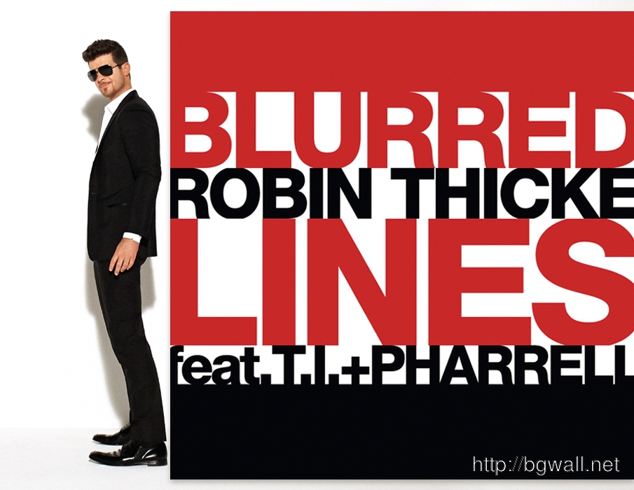 Robin Thicke Full Size