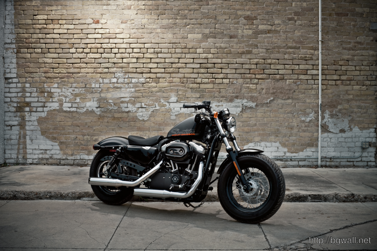 Speedmotive Harley Davidson Forty Eight Full Size