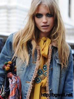 Street Style Abbey Lee Kershaw Full Size