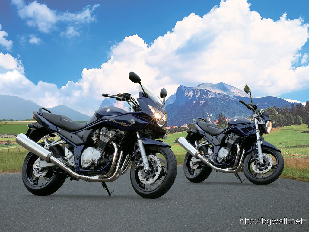 Suzuki Bandit 1200 1024 X 768 Wallpaper Full Size