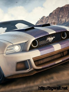 The Ford Mustang Need For Speed Edition Full Size