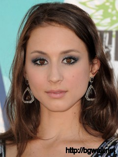 Troian Bellisario Pretty Little Liars Full Size