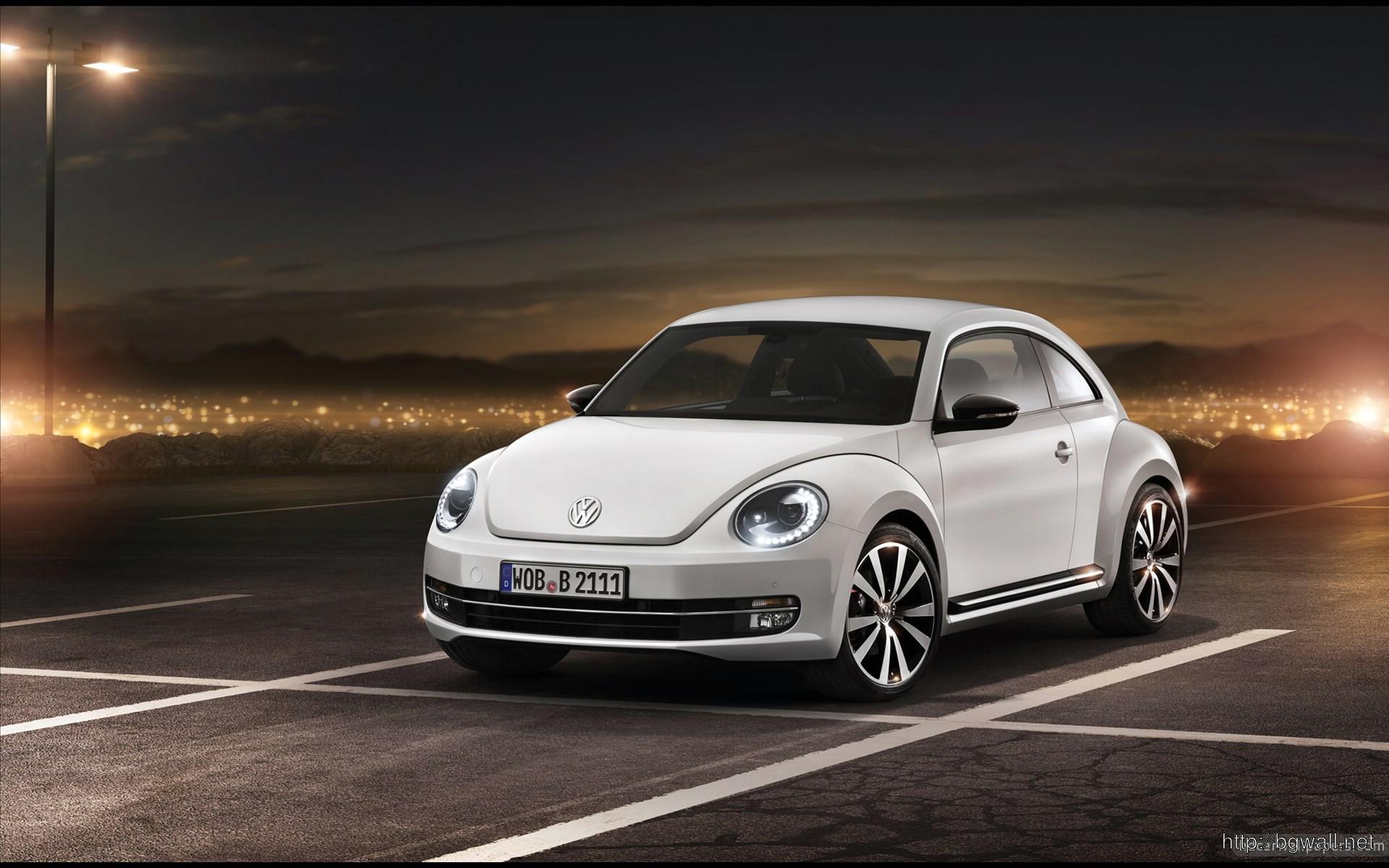View Of 2012 Volkswagen Beetle Full Size