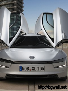 View Of 2014 Volkswagen Xl1 Full Size