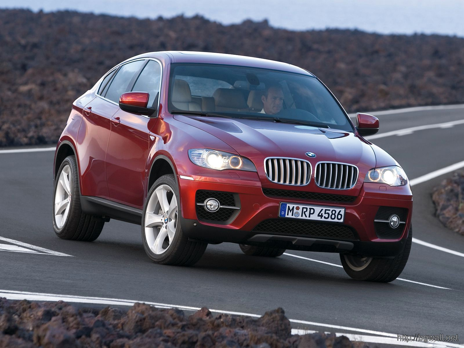 View Of Bmw X6 Hd Wallpapers Full Size