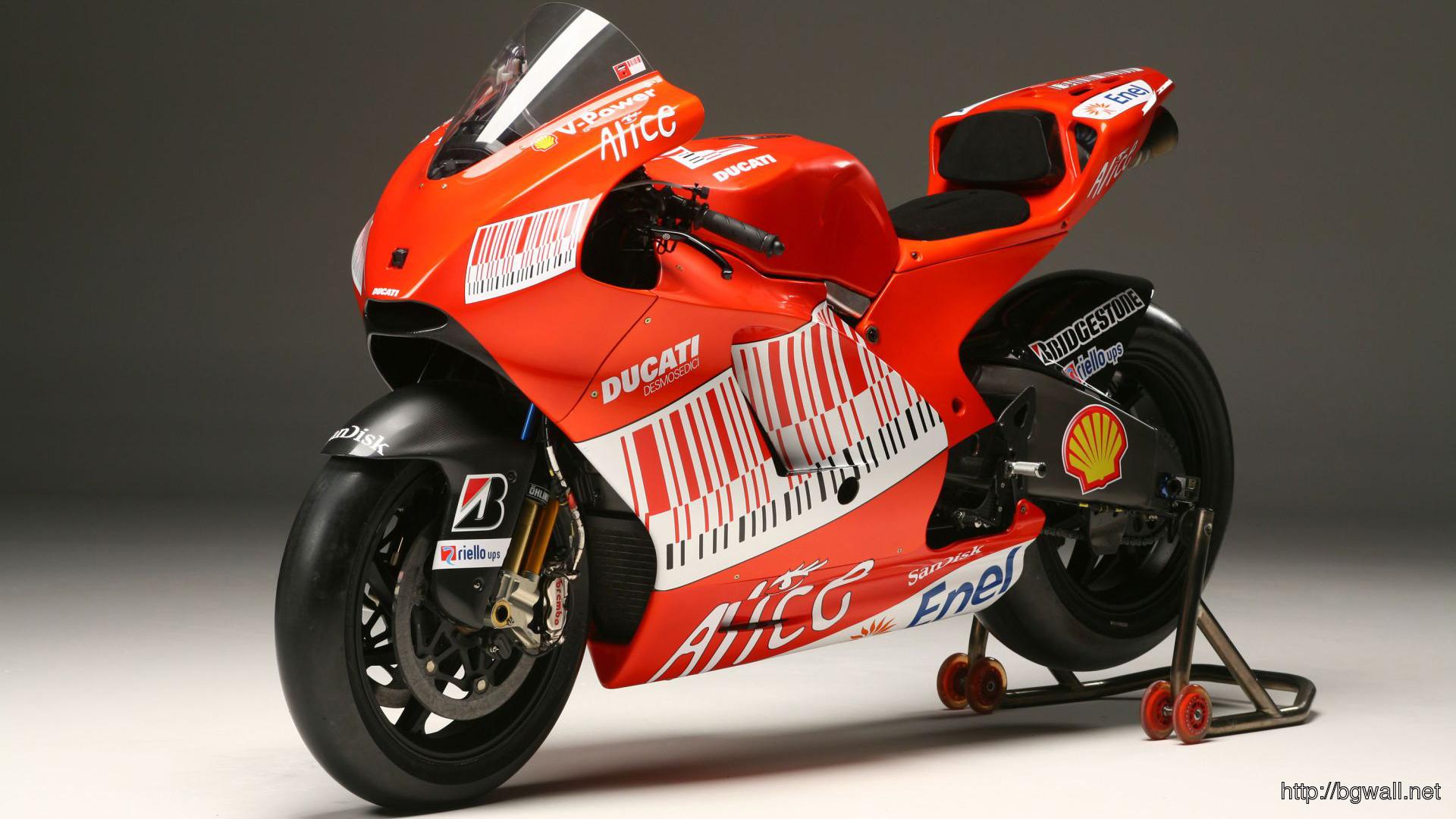 View Of Ducati Sports Bike Hd Wallpapers Full Size