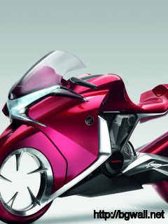View Of Honda V4 Concept Widescreen Bike Wallpapers Full Size