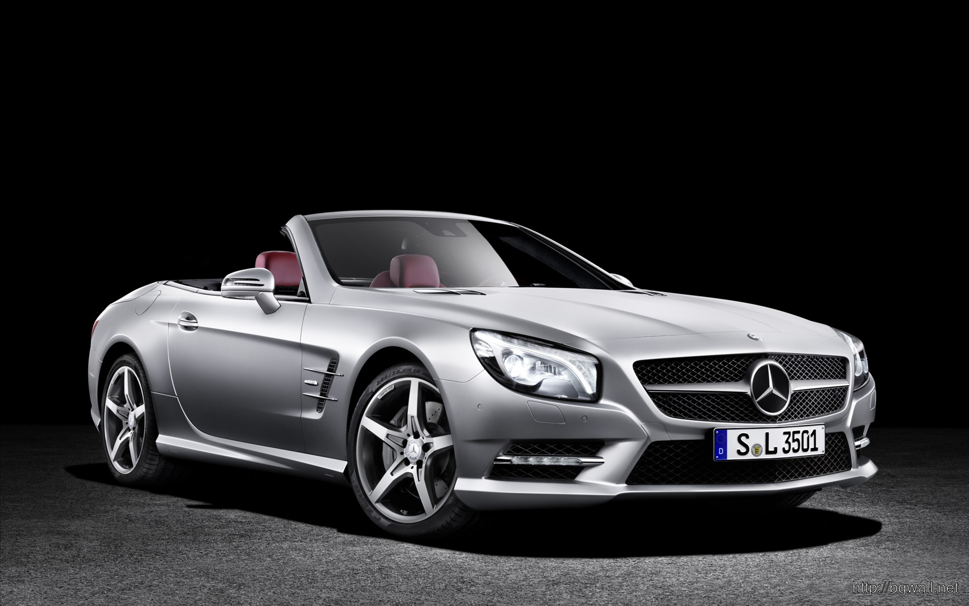 View Of Mercedes Benz Sl 2013 Hd Wallpapers Full Size
