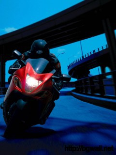 View Of Night Bike Ride Wallpaper Wallpapers Full Size