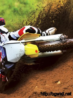 View Of Suzuki Motocross Bike Race Wallpapers Full Size