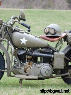 Ww2 Military Bike Wallpaper Full Size