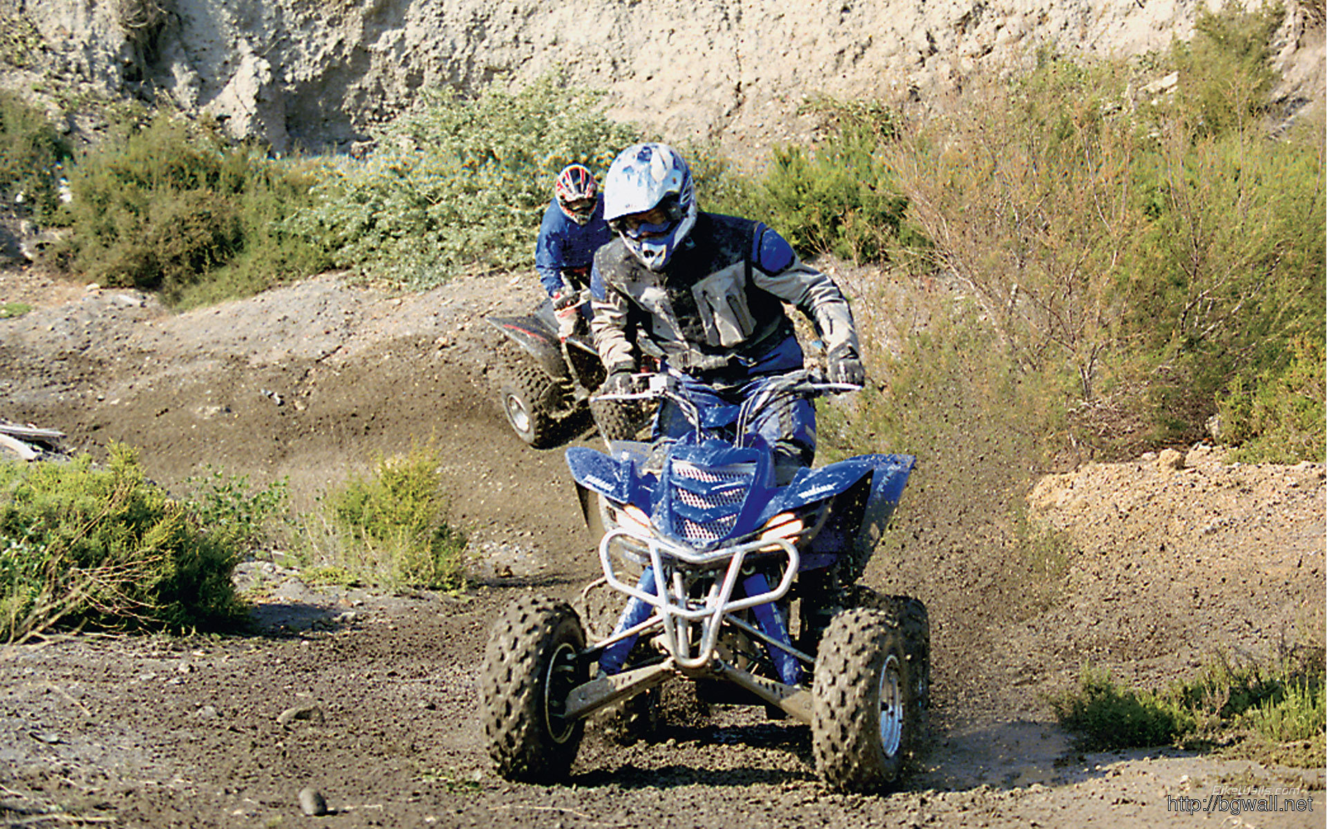 Yamaha Raptor 660 1920 X 1200 Wallpaper