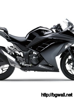 2013 Kawasaki Ninja 300 Wallpaper Full Size