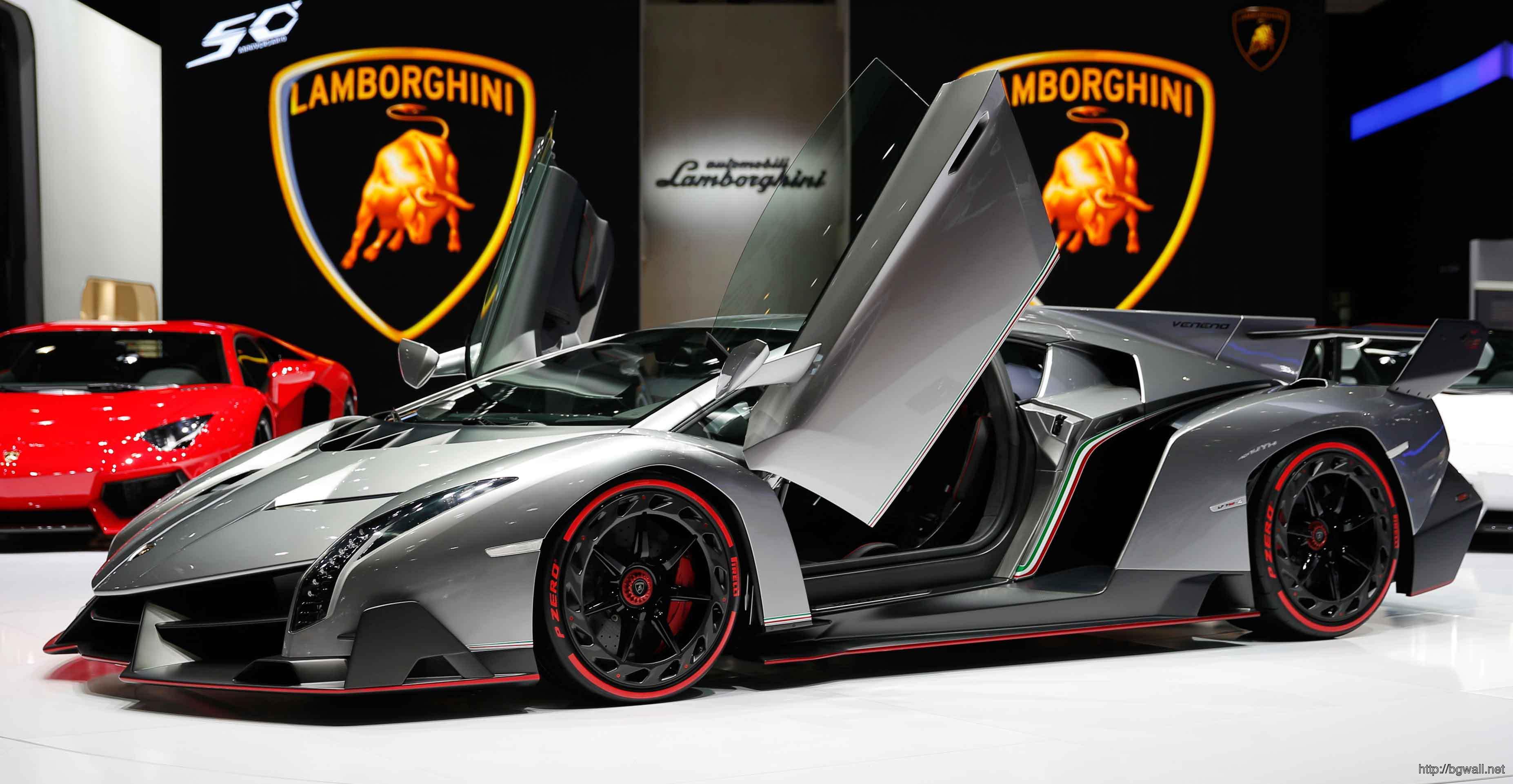 2013 Lamborghini Veneno Full Size