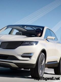 2013 Lincoln Mkc Full Size