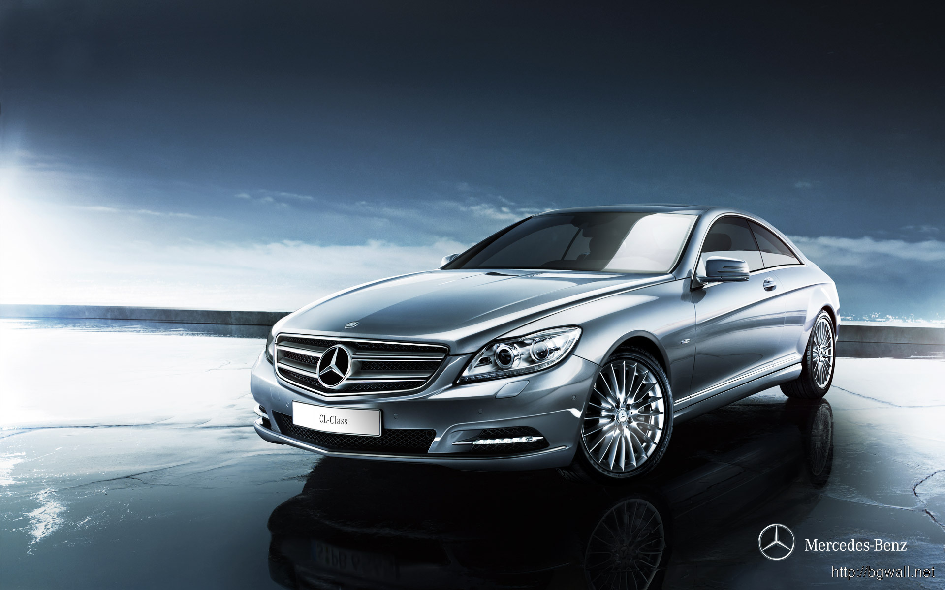 2013 mercedes benz cl 600 background wallpaper hd. Black Bedroom Furniture Sets. Home Design Ideas
