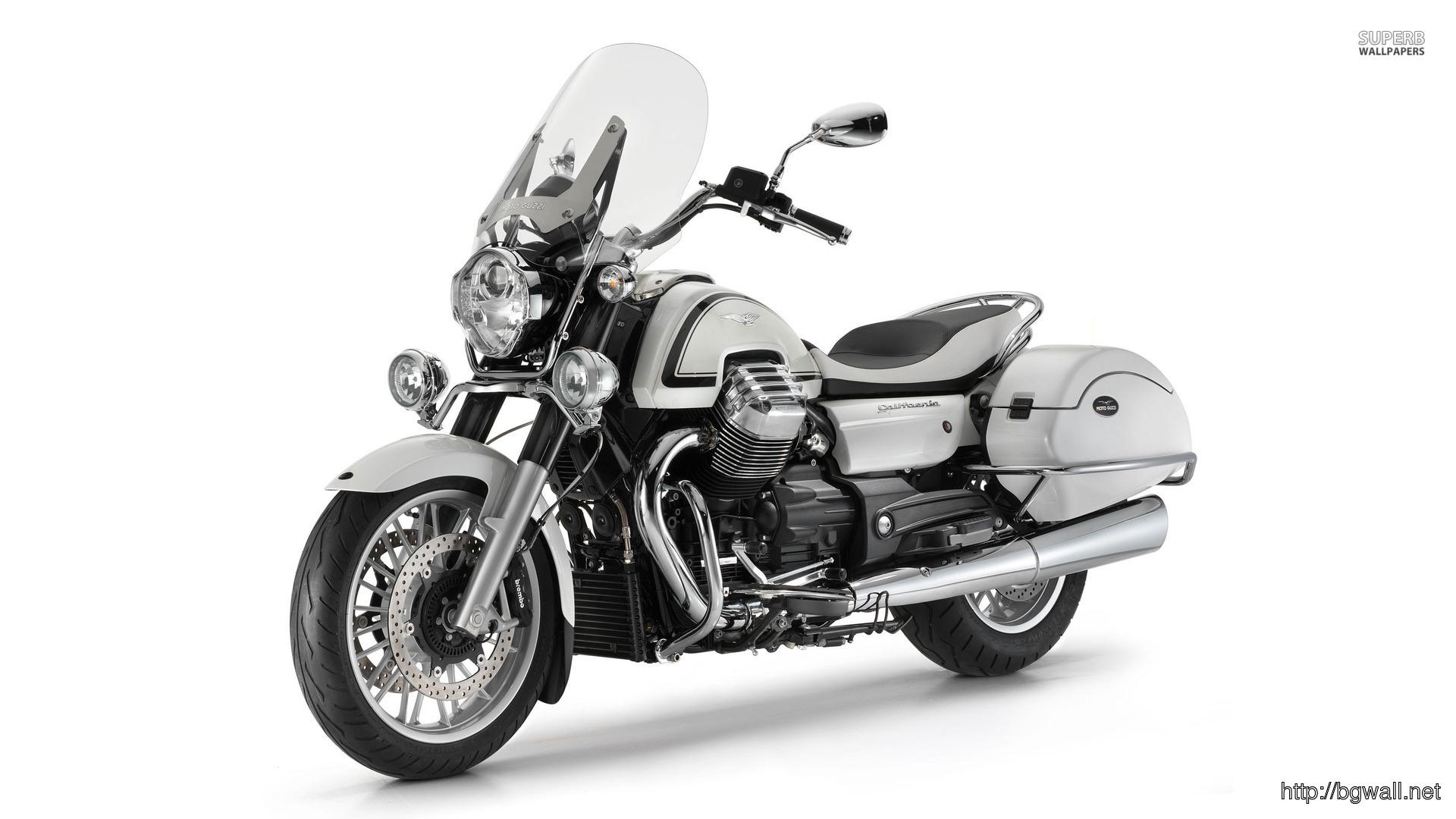 2013 Moto Guzzi California Wallpaper
