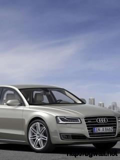 2014 Audi A8 L Tdi Full Size