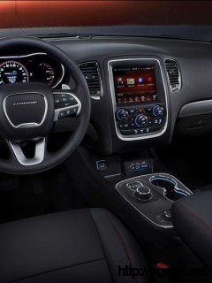 2014 Dodge Durango Interior 1024x564 2014 Dodge Durango Full Size