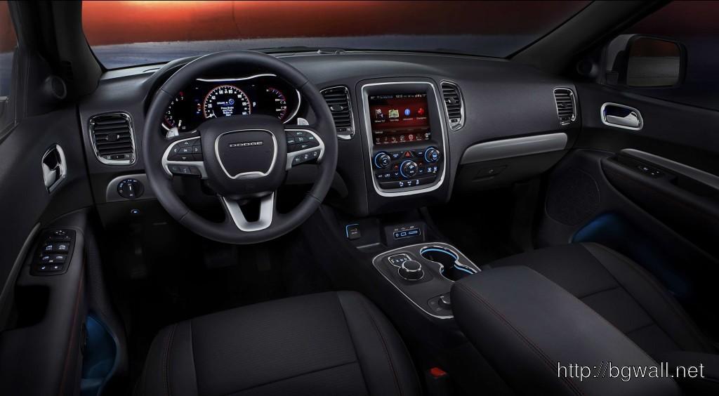 2014 Dodge Durango Interior 1024x564 2014 Dodge Durango Full Size