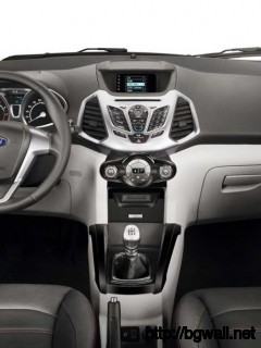 2014 Ford Ecosport Interior 1024x682 2014 Ford Ecosport Full Size