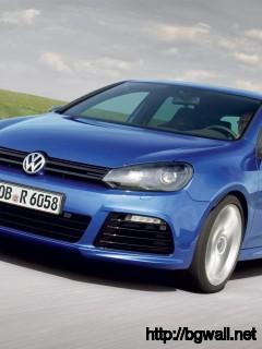 2014 Volkswagen Golf R Full Size