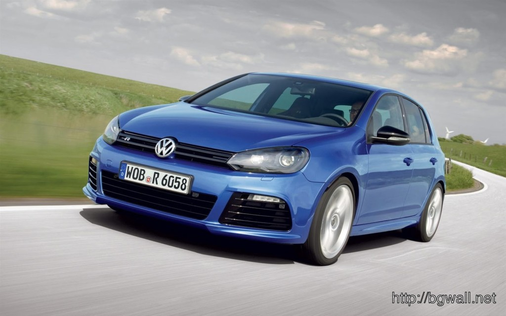 2014 Volkswagen Golf R Full Size