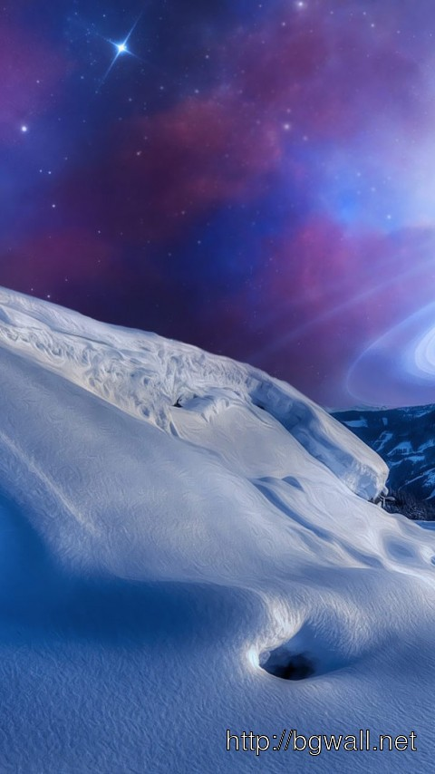 winter night sky planets - photo #16