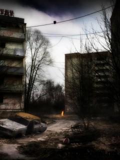 Abandoned Russian City Wallpaper 5313 Full Size