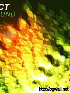Abstract Green Background Full Size