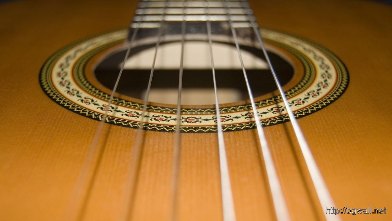 Acoustic Guitar Wallpaper 3347 Full Size