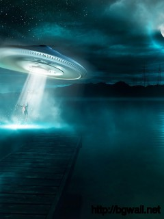Alien Abduction Wallpaper Full Size