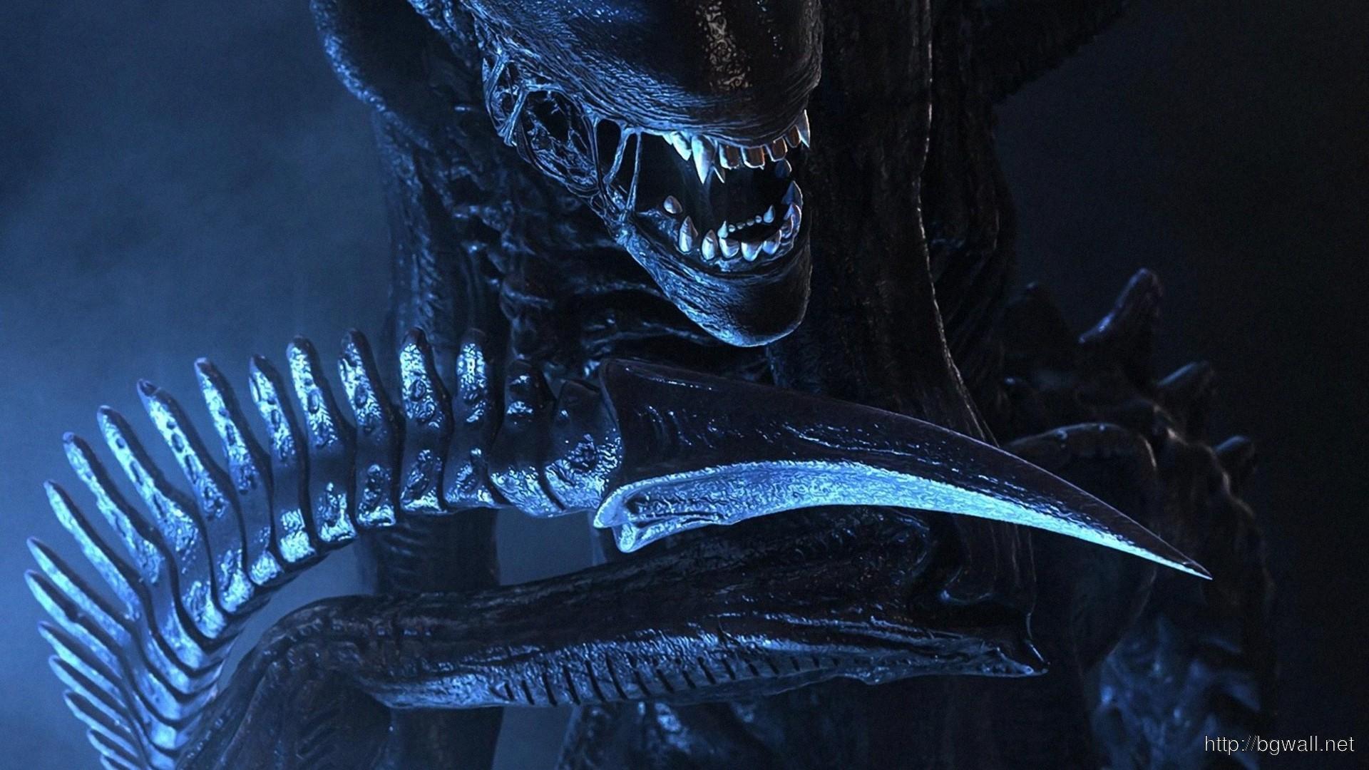 Alien Wallpaper 5840