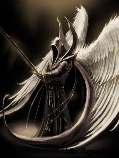 Angel Of Death Wallpaper 5306 Full Size