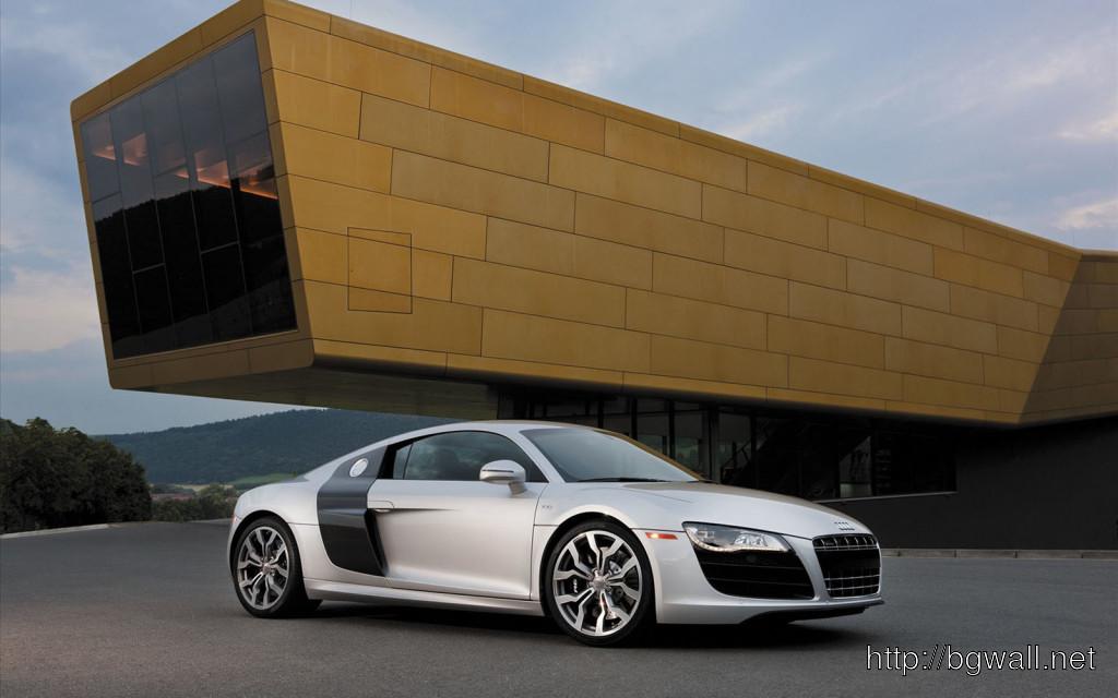 Audi R8 Hd Wallpaper 1024x640 Audi R8 V10 Full Size